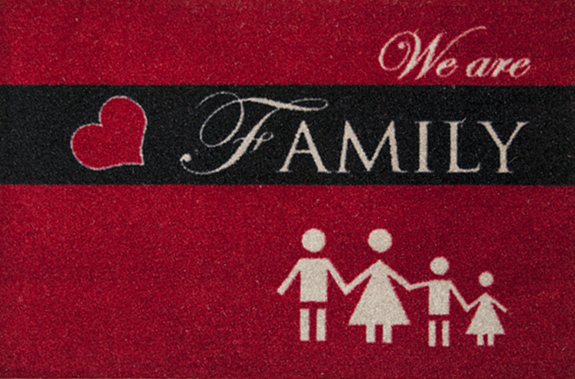 Homelike We are Family