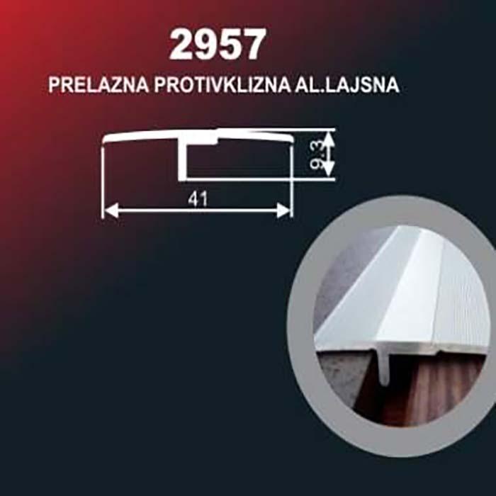 Alu lajsna 2957