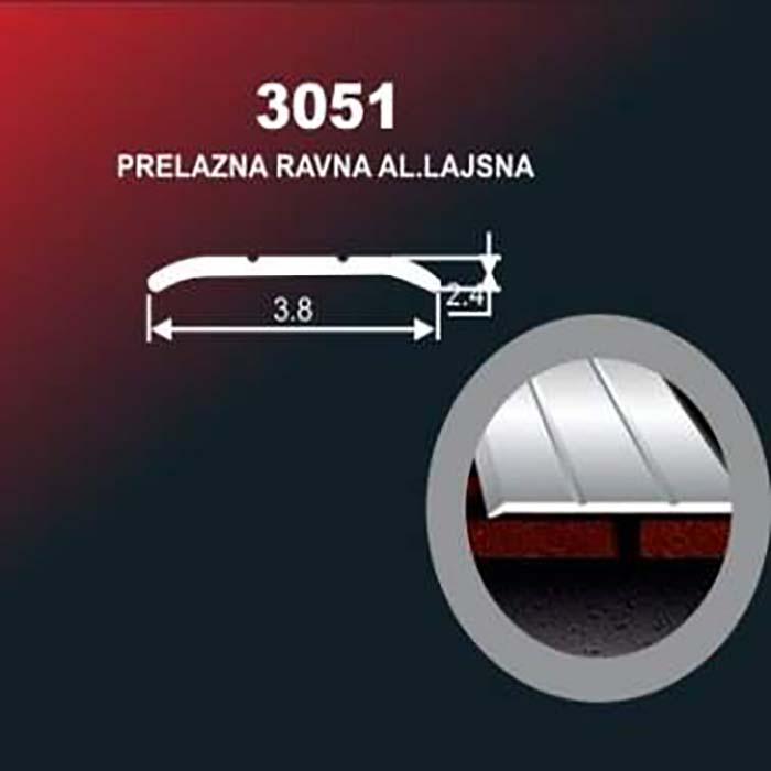 Alu lajsna 3051