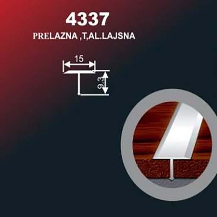 Alu lajsna 4337